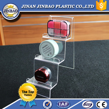 jinbao factory engrave 2mm 3mm acrylic single book display stand