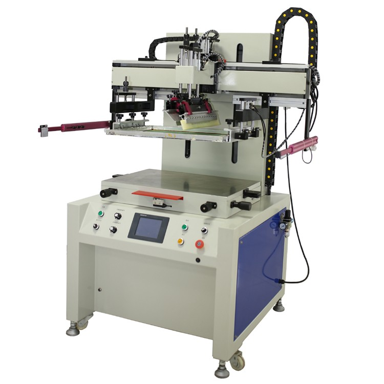 professional lanyard automatic silk screen printer Printing Machine