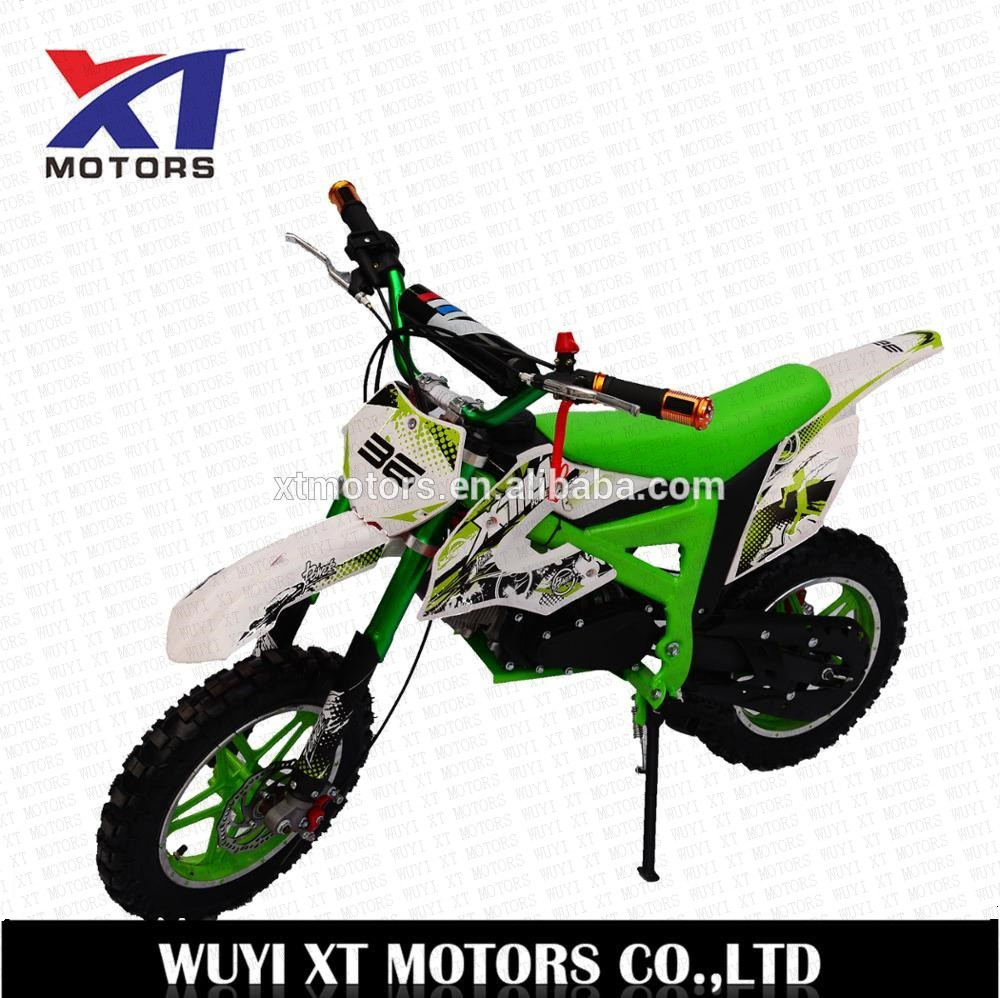 New Design MINI BIKES KIDS Gas Powered Kids Mini Cross DIRT BIKE 49cc