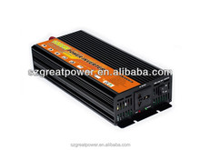 Hot sell! 1000w solar inverter with MPPT charger controller manufacturer