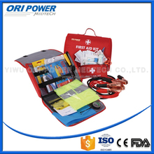OP FDA CE ISO approved roadside safety automobile first aid kit