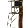 17.7' Encounter XL 2-man folding hunting ladder Stand