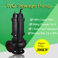 10m head best sewage pumps underground submersible water pump submersible sewage pumps