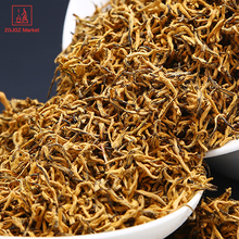 Mount Wuyi Quality Tea Yunnan Sam Black Tea Jin Jun Mei Moringa Slimming Tea