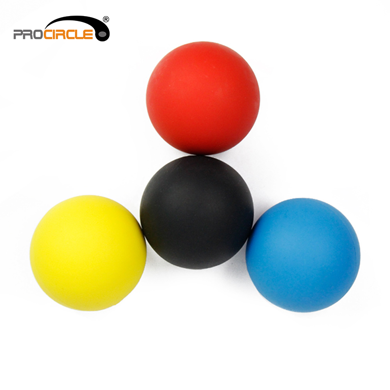 Champion Assorted Color Rubber Massage Custom Lacrosse Balls
