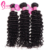 Cheap Best Deep Wave Human Hair Custom Lace Closure Piece For Sew in Different Weave Extensions