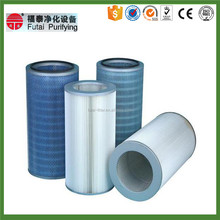 FUTAI air Hepa filter cartridge HS code for dust collector