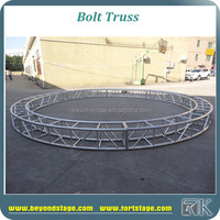 cheap bolt truss for indoor or outdoor events