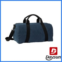 Canvas Duffle Bag Rolling Gym Travel