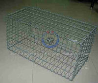 Pvc coated gabion boxes/stone/cages manufacture over 20 years at best prices/galvanized