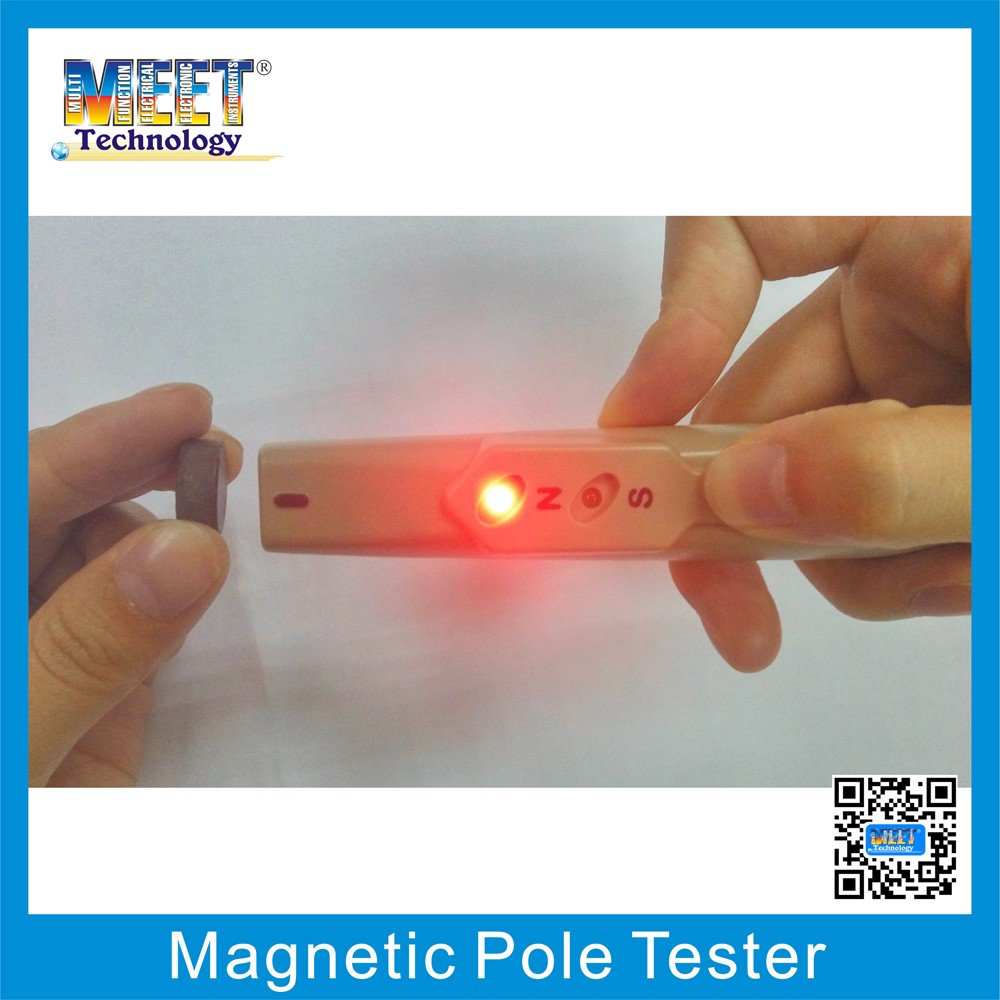 MS-47PT North and South Magnetic Pole Tester, Pole Detector, Pole Identifier