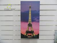 China Distributor Eiffel Tower Art Pictures