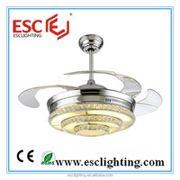 110-220V 70W 42'' Fancy Air Conditioning Fans with Light / Speed Remote Control for Ceiling Fan