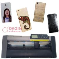 daqin DIY mobile skin digital photo printing machine for stickers