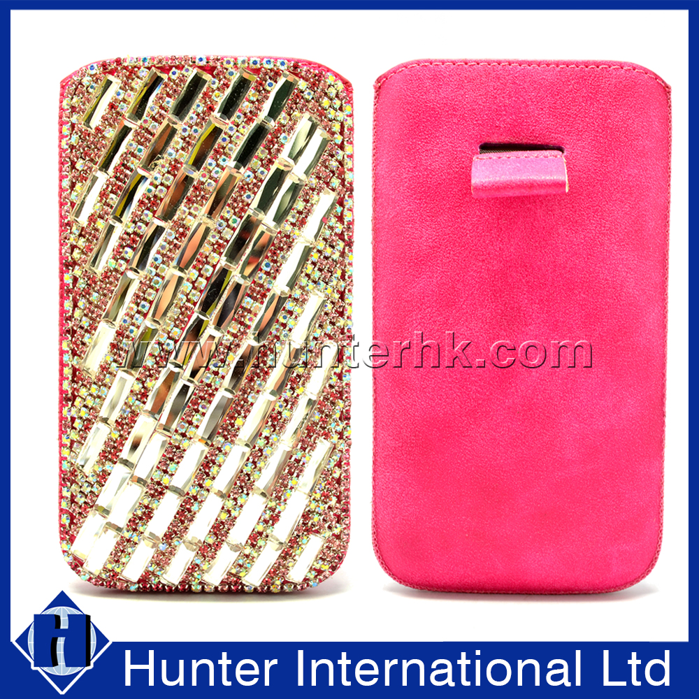 Diamond XXXL Size Sleeve Bag For Mobile phone