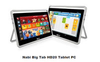 Big screen tablet 1080p full hd tablet pc NFC android tablet pc 15 inch