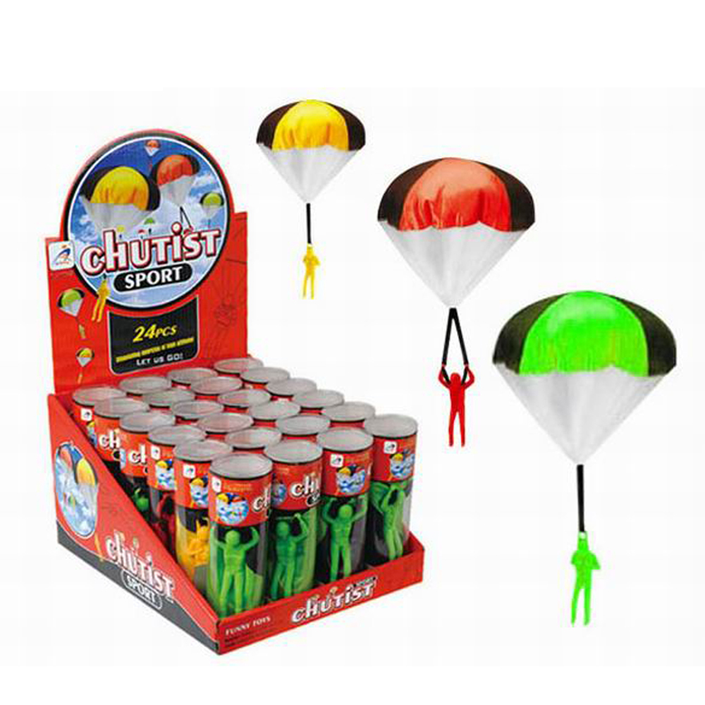 18 inches funny toy play door mini parachute for <strong>kids</strong>