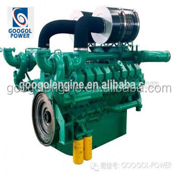 1500rpm 720kW Googol PTA1780M1 Diesel Engine for Marine