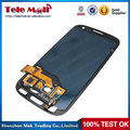 Lcd replacement 100% protected For Samsung Galaxy S3 LCD S3 display