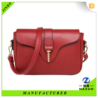 Korean fashion girls red shoulder bags for messenger and phone