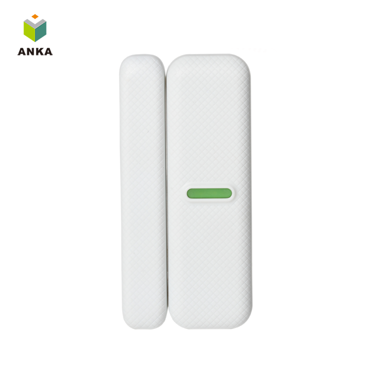 wireless window door sensor with wireless transmitter