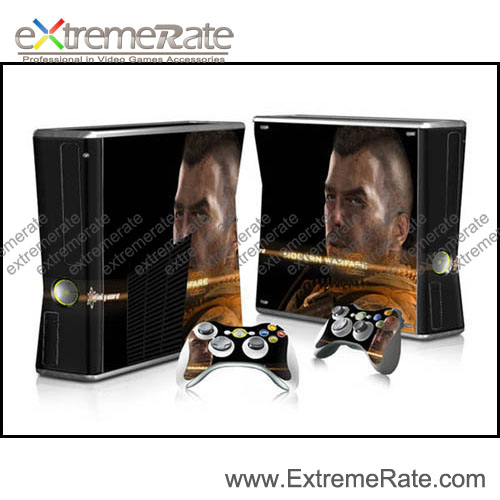 Vinyl Decal Cover Skin Sticker for Xbox360 slim skins
