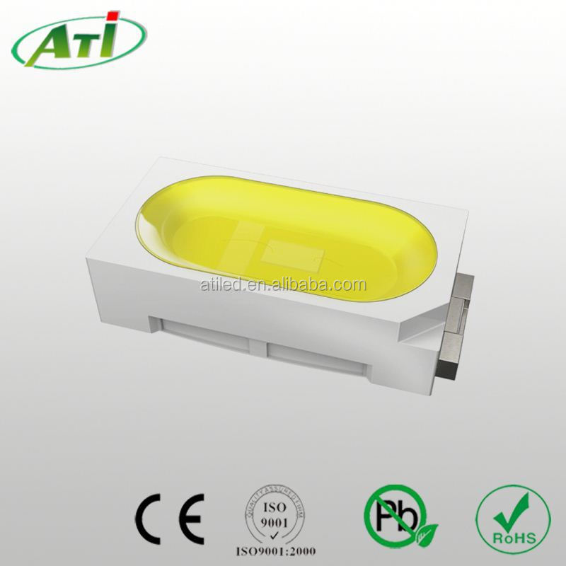 0.1w top view 3014 smd led,3 years guarantee time, ISO9001 factory