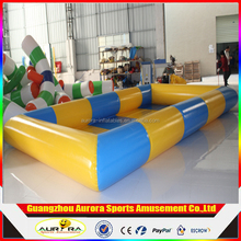 Classic Large Inflatable Swimming Pool Water Games For Adult / Kids