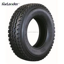 FORLANDER Brand 315/80r22.5 used truck tires in new jersey