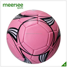 Girls's pink size 2 soccer ball