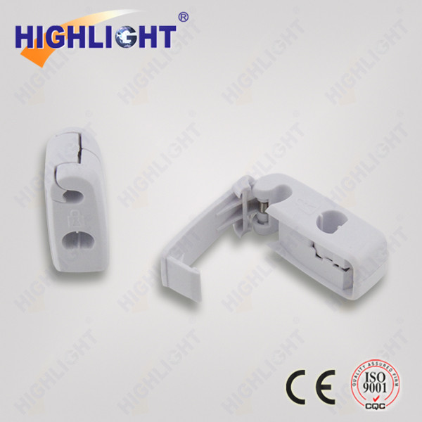 Highlight SL003 retail display anti-shoplifting eas stem hook stop lock for 6mm hole size