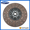 heavy duty truck parts 380mm clutch disc