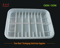 Disposable Plastic Fruit Tray /food packaging tray