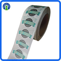 Custom Printing Food Product Name Label,Roll Self Adhesive Brand Name Logo Stickers Printed,Company Name Logo Label