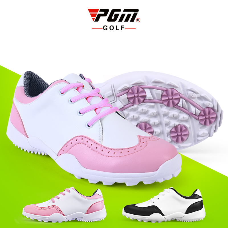 2015 Fashion Ladies golf shoes