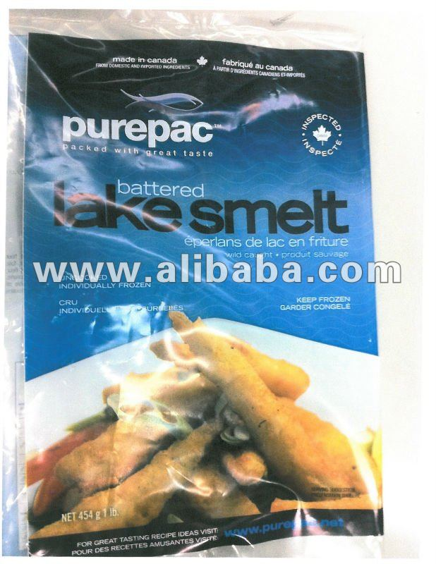 Pure Pac Battered Lake Smelt