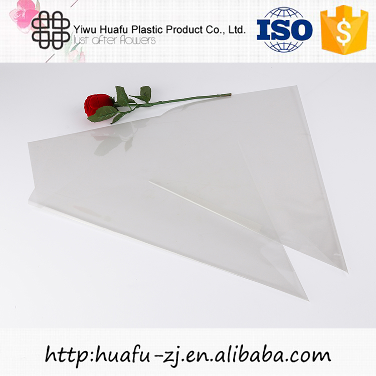 Top sale good quality factory supply bouquet flower sleeves