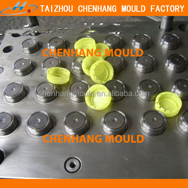 2015 32 Cavities Mineral Water cap moulding for cosmetic (good quality)