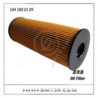 Wholesale aftermarket auto parts automotive oil filter for Mercedes Benz w124