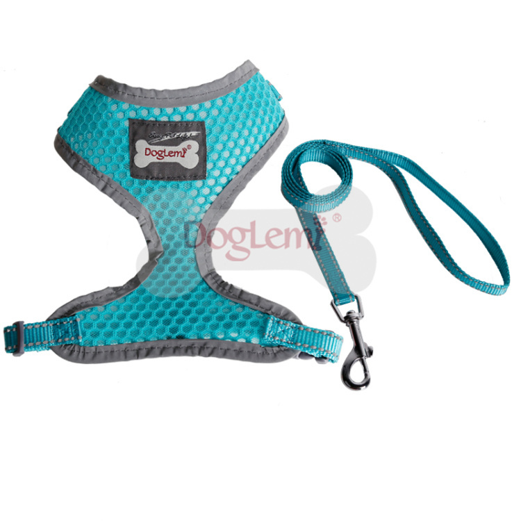 Hot Selling Small Dog Reflective Harness Vest dog reflective harness