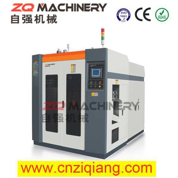 PET Bottle Blow Molding Machine two colors pe film blowing machine
