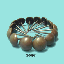Old copper nails 30098