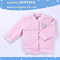 Modern hot sell baby jacket new born baby clothes