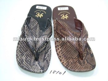 python sandal for men misugi 18101