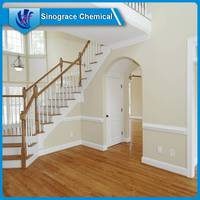 Odourless Eco-friendly styrene acrylic copolymer emulsion for Low VOC interior paint WC-SA1086Y