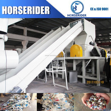 pe film recycling/recycle machines/plastic recycling machinery