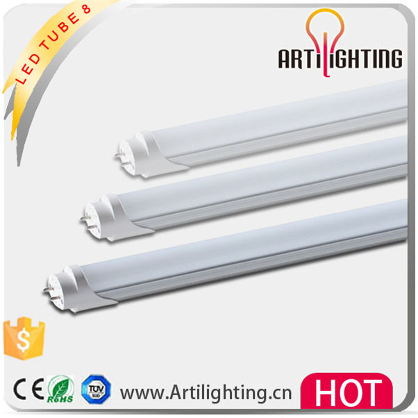 Best quality red tube sex home zoo tube 18w t8 led tube 1