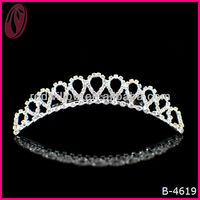 Big Pageant Peacock Crowns.pageant Tall Crowns For Sale.wholesale Pageant Tiaras And Crowns