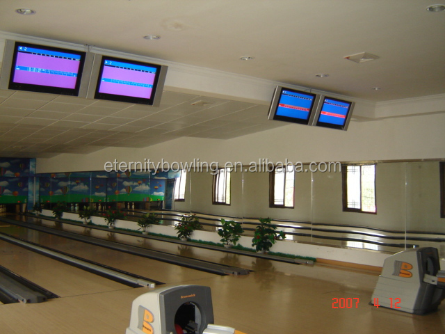 Bowling Lanes equipement price for Bowling Alley