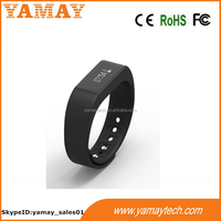USB silicone Wristband I5 Plus with IP67 Waterproof sleeping monitoring bluetooth wristband